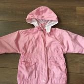Легкая, весенне летняя курточка 12-18 мес. st michael