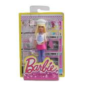 Мини-кукла Barbie Кем быть? Повар  Барби от Mattel