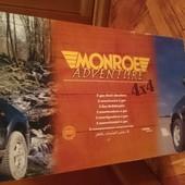 Амморизаторы газонаполненные Monroe Advinture 4х4