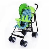Коляска-трость Baby Tilly Jazz bt-sb-0008 Green 106, цвет зеленый