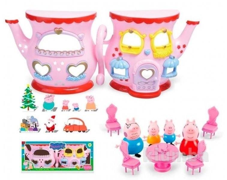 Игры для девочек свинка пеппа в магазине