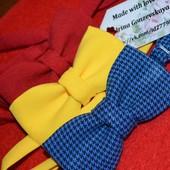 Бабочка, бабочка - галстук для мальчика, мужчины ручная работа