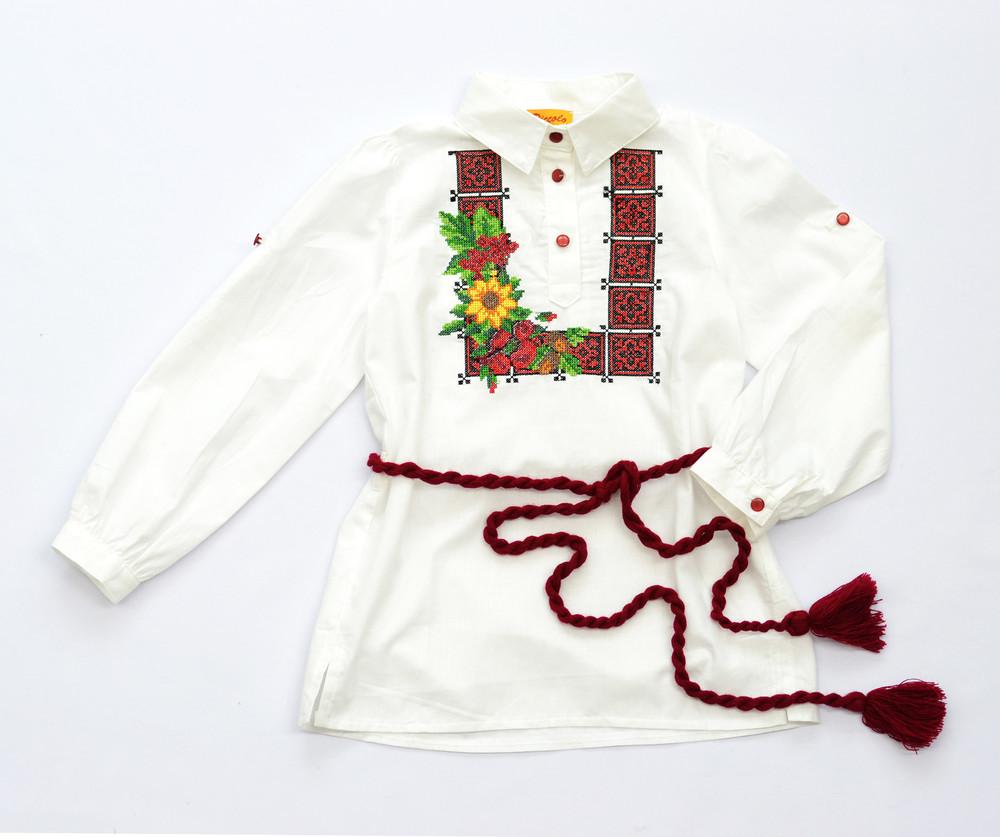 Вышиванки для девочек 122-170 фото №1
