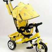 Акция! Доставка в  подарок Новый  детский 3-х колесный велосипед