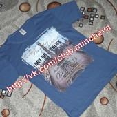 Новые мужские футболки, р. с, м