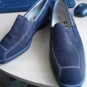 туфли - лоферы 36 розмер кожа 1+1=3)))