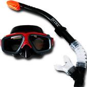 Набор для плавания Intex маска+трубка. артикул 55949