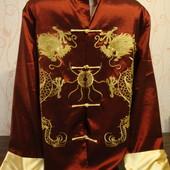 Пиджак в восточном стиле
