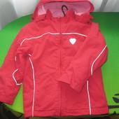 куртка 116см,5-6 лет Adams girl