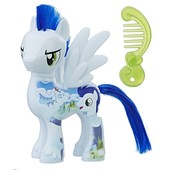 My Little Pony the movie all About Soarin doll