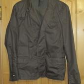 Отличная фирменная куртка со съемным утеплителем. Jack & Jones. Дания. M.