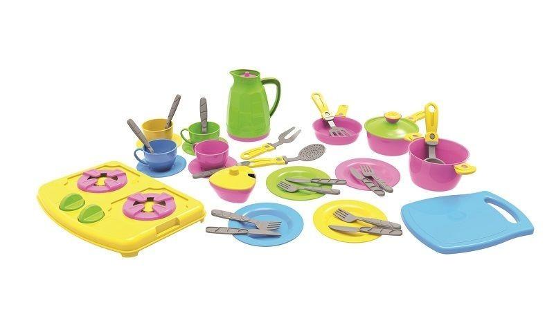 Набор посуды технок 3589 фото №1