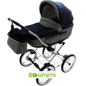 Универсальная коляска детская Roan Marita Prestige Chrome s-173