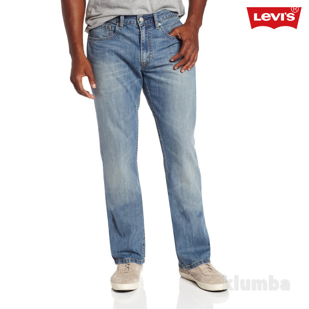 Джинсы Левис Levis Mens 559 relaxed stright fit фото №1