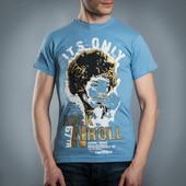 Мужские Турецкие стрейчевые футболки, много вариантов! Одна на выбор S-хL