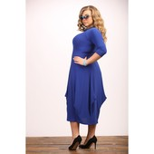 Платье 48-72р., большой размер, батал, под заказ, цвета