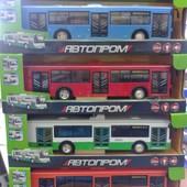 Троллейбус,Автобус инерц.Автопром 9690свет,звук
