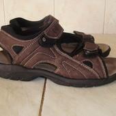 Everest  кожаные сандалии (41)