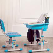 Комплект парта и стул-трансформеры FunDesk Capri бесплатная доставка
