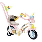 Велосипед для куклы пупса Беби Борн baby born 822005 Zapf Creation 823699