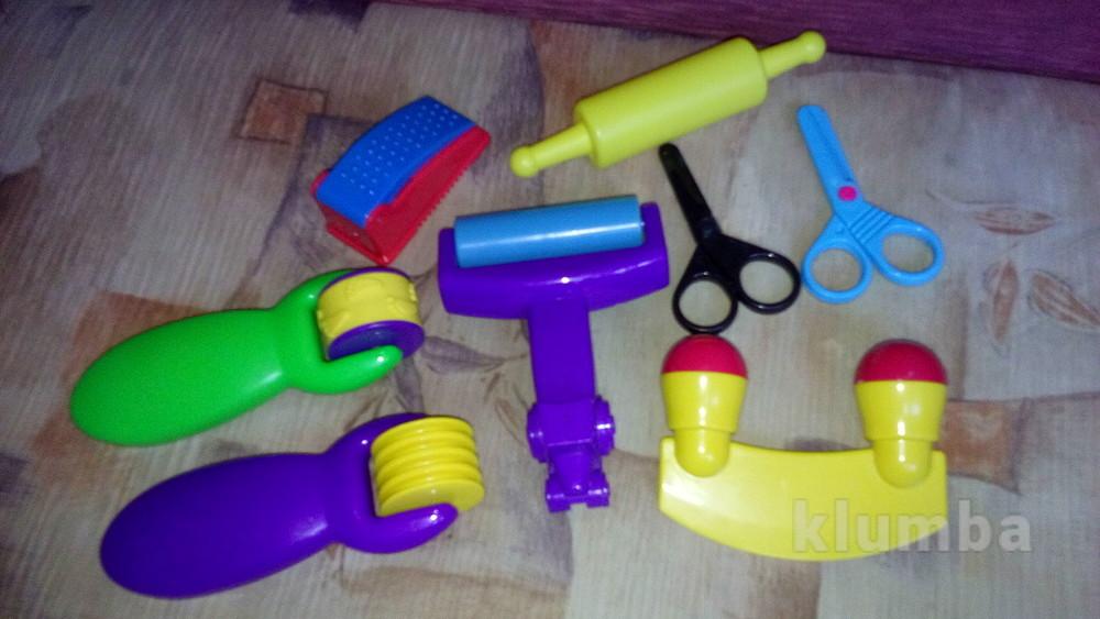 Play-doh  пресс формочки для пластелина фото №1