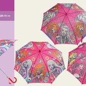 Зонт детский много разных