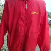 Фірмова курточка ветровка  вітрівка Унісекс .B&C.