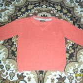 Красивый свитерок на выход на 80см рост