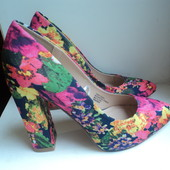 Распродажа!!! Туфли для модниц Fiore  39 рр