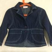 Джинсовый пиджак For Girls 2-4 года