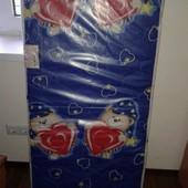 Новий фабричний матрац в дитяче ліжечко розміром 120Х60Х6