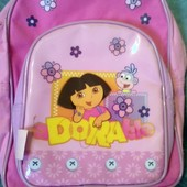 Детский рюкзак с Дашей
