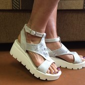 Женские босоножки(экозамша)Полная распродажа летней обуви!!!Спешите,осталось несколько п(лето 2016!)