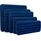 Надувная кровать матрас велюр 68950 Intex