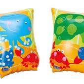 Надувные нарукавники  Рыбки Intex 58652