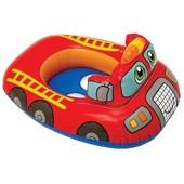 Круг надувной-лодочка Intex 59586, пожарная машина