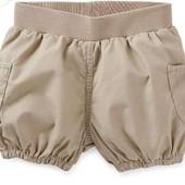 Новые летние шортики Carters размер 2-3 года в наличии