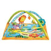 Музыкальный развивающий коврик с дугами Tiny Love Солнечный день
