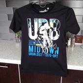 Нова фірмова футболка рр.122-128