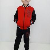Распродажа Детский спортивный костюм Бомбер 160 см