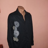 рубашка мужская р-р М-Л French