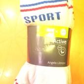 Высокие спортивные носки для активного отдыха фирма Angelo Litrico (C&A). Размер 39-42.