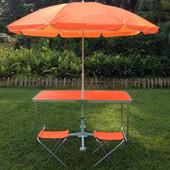 Туристическая мебель для отдыха FTS1-4, раскладной набор для пикника