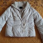 Фирменная зимняя куртка Amisu p.42 -44 ( S- М )