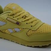 Кроссовки Reebok All Yellow