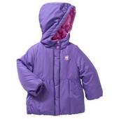 Куртка от известного бренда Carters для девочек. 4, 5, 6х-7 лет. США