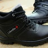 Зимние ботинки. Посл. размер 25,5 см