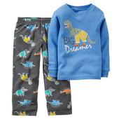 Новые пижамки Carters для мальчиков 3Т, 4Т и 5Т