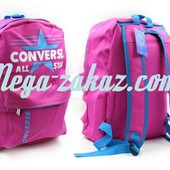 Рюкзак городской Converse All Stars (ранец спортивный): 43х30х13см, 6 цветов