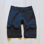 Классические шорты для мальчика. M&S. Размер 3-4 года. Состояние: отличное